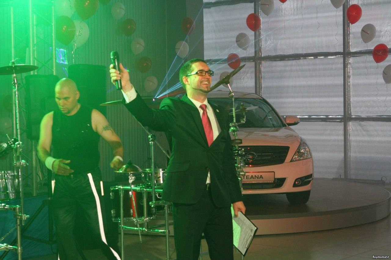Ведущий на свадьбу - Павел Олейников