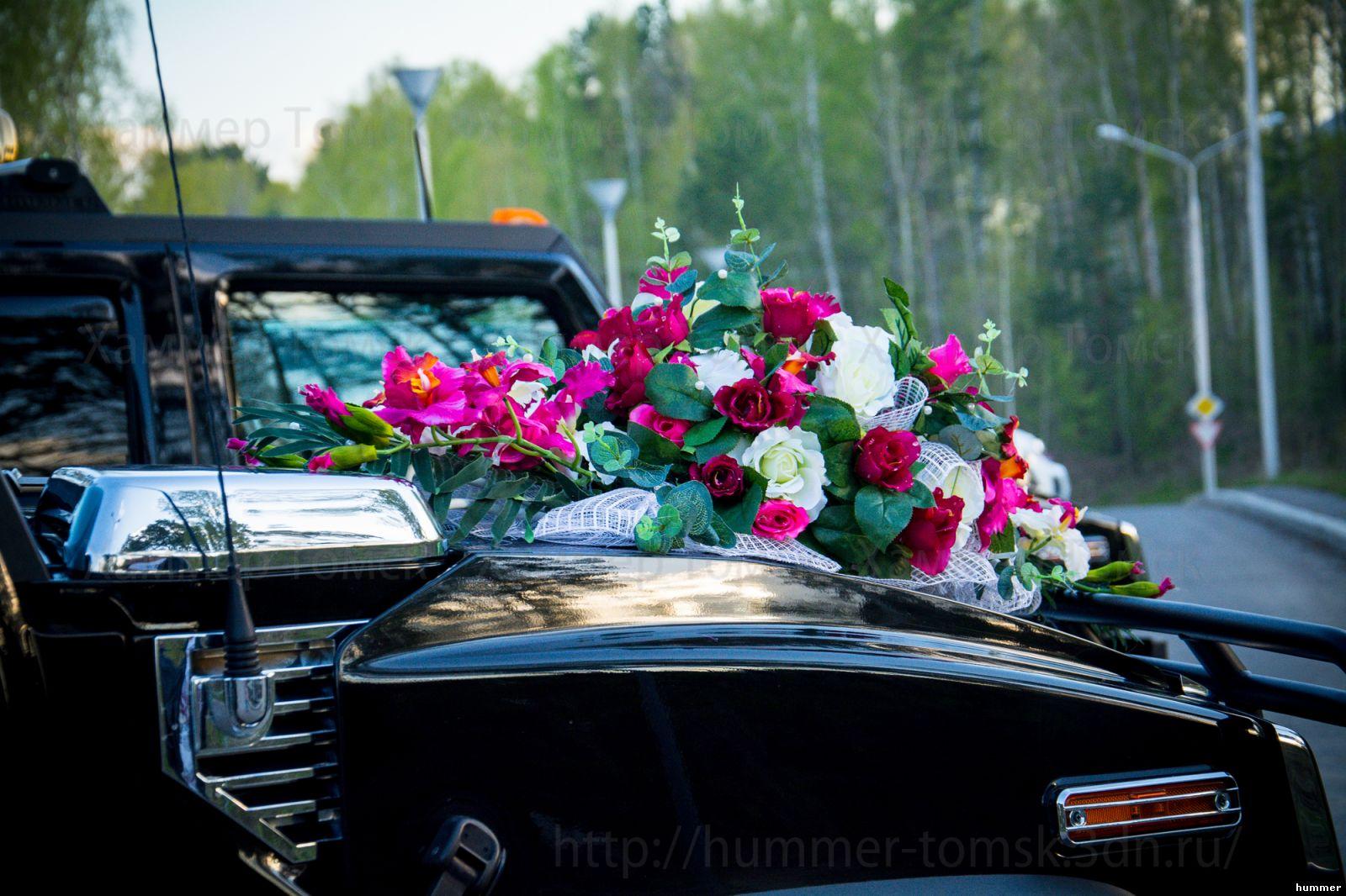 свадебные украшения фото