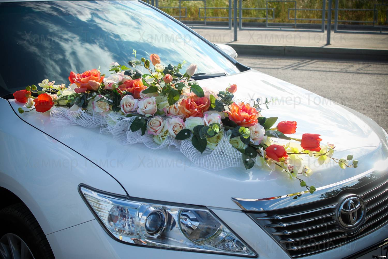 Фото оформления машин свадьба