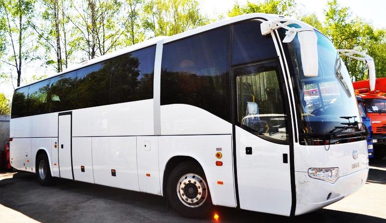 Заказ автобусов Хайгер